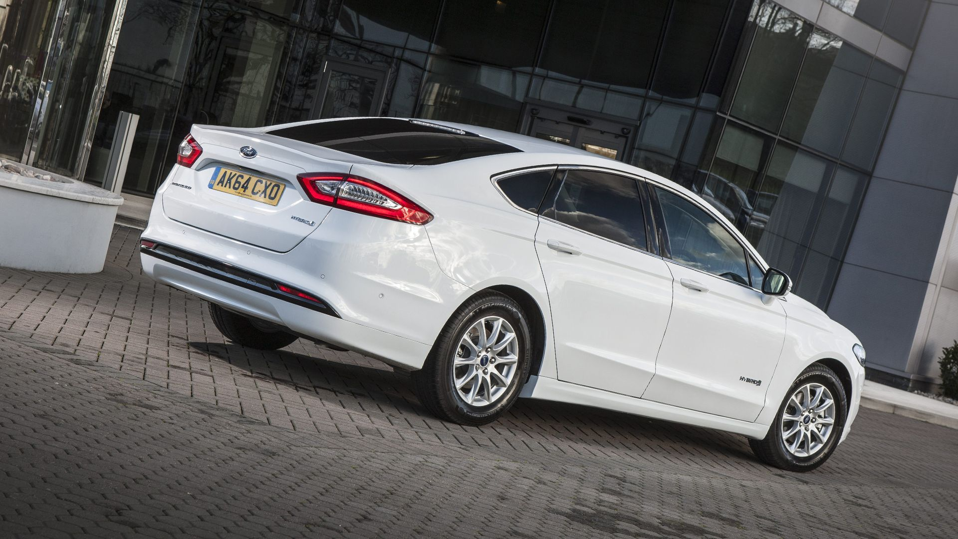 2019 Ford Mondeo Price
