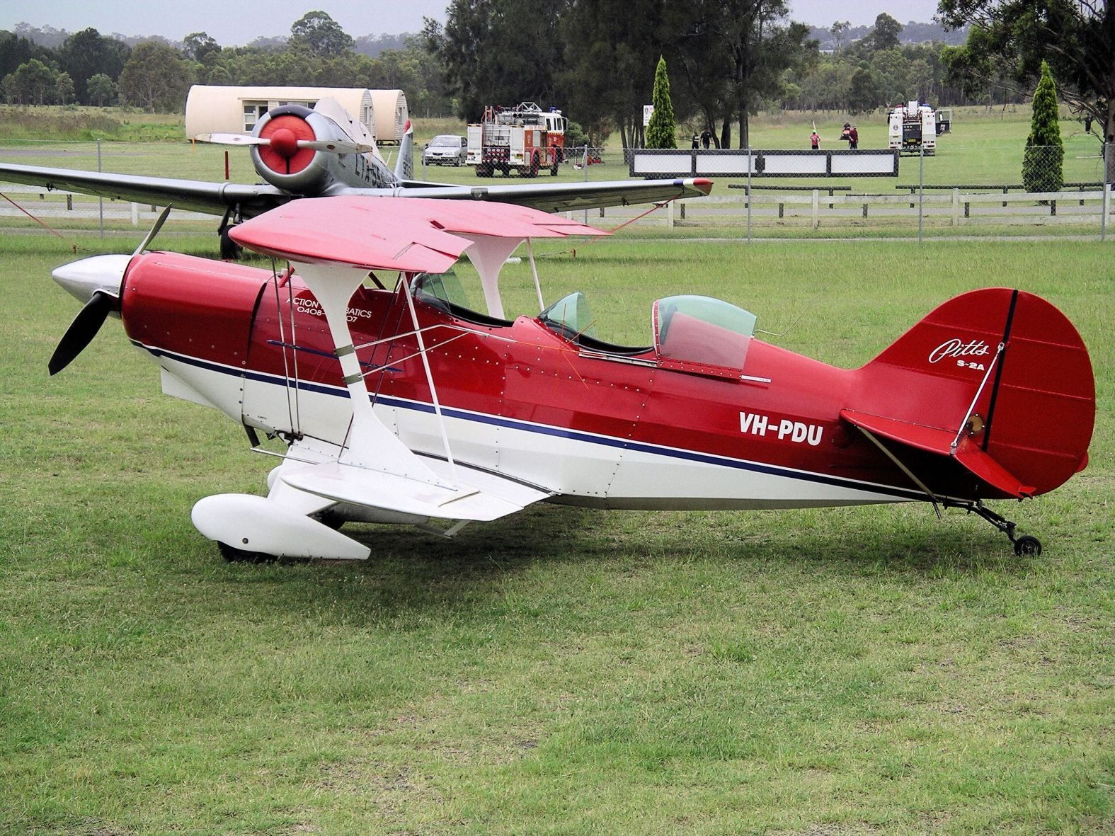 Pitts S1 Fuselage