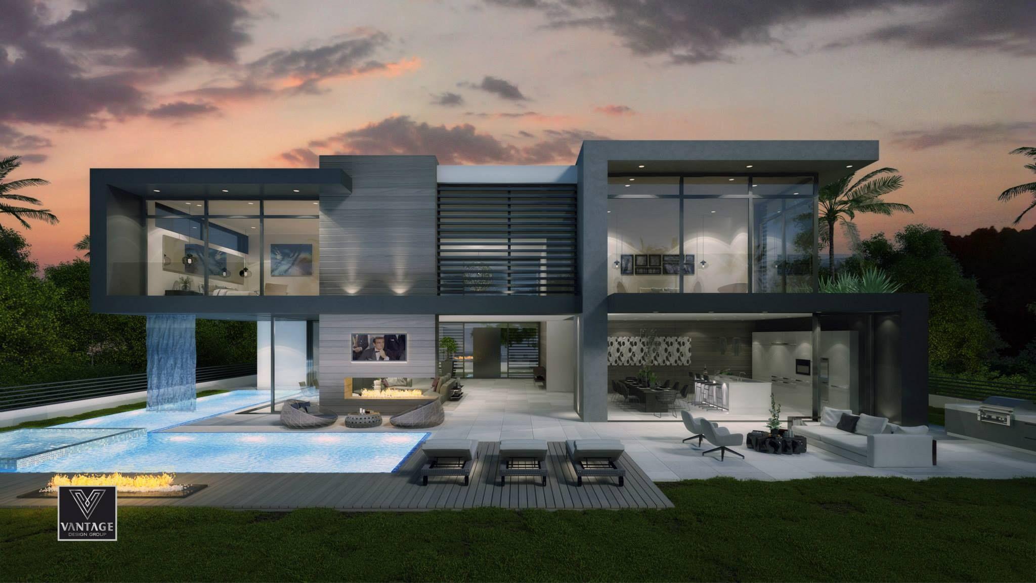Elegant Antsirabe Maison Toit Plat, Maison De Luxe, Future Maison, Maison Design,  Plan