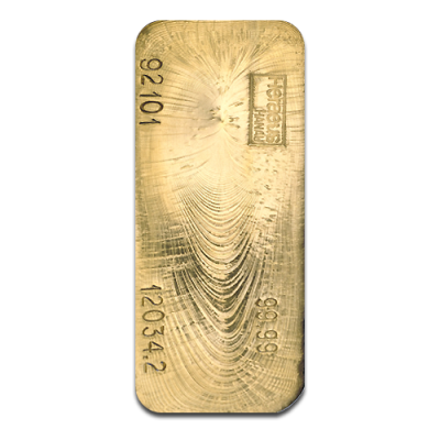 400oz Gold Bullion 12 5kg 12500g 12500gr Gold Bar Goldankauf Haeger De Goldankauf Goldbarren Gold