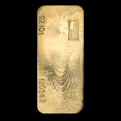 400oz Gold Bullion 12 5kg 12500g 12500gr Gold Bar Goldankauf Haeger De Goldankauf Goldbarren Gold