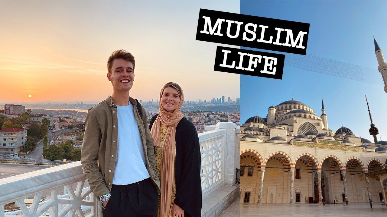 Life of a New Muslim |  Jay Palfrey and Ellie Quinn 🇬🇧 | Proud Feeling!