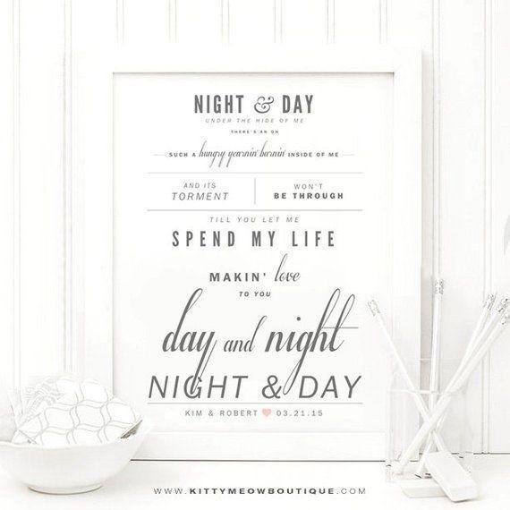"Frank Sinatra ""Night And Day"""