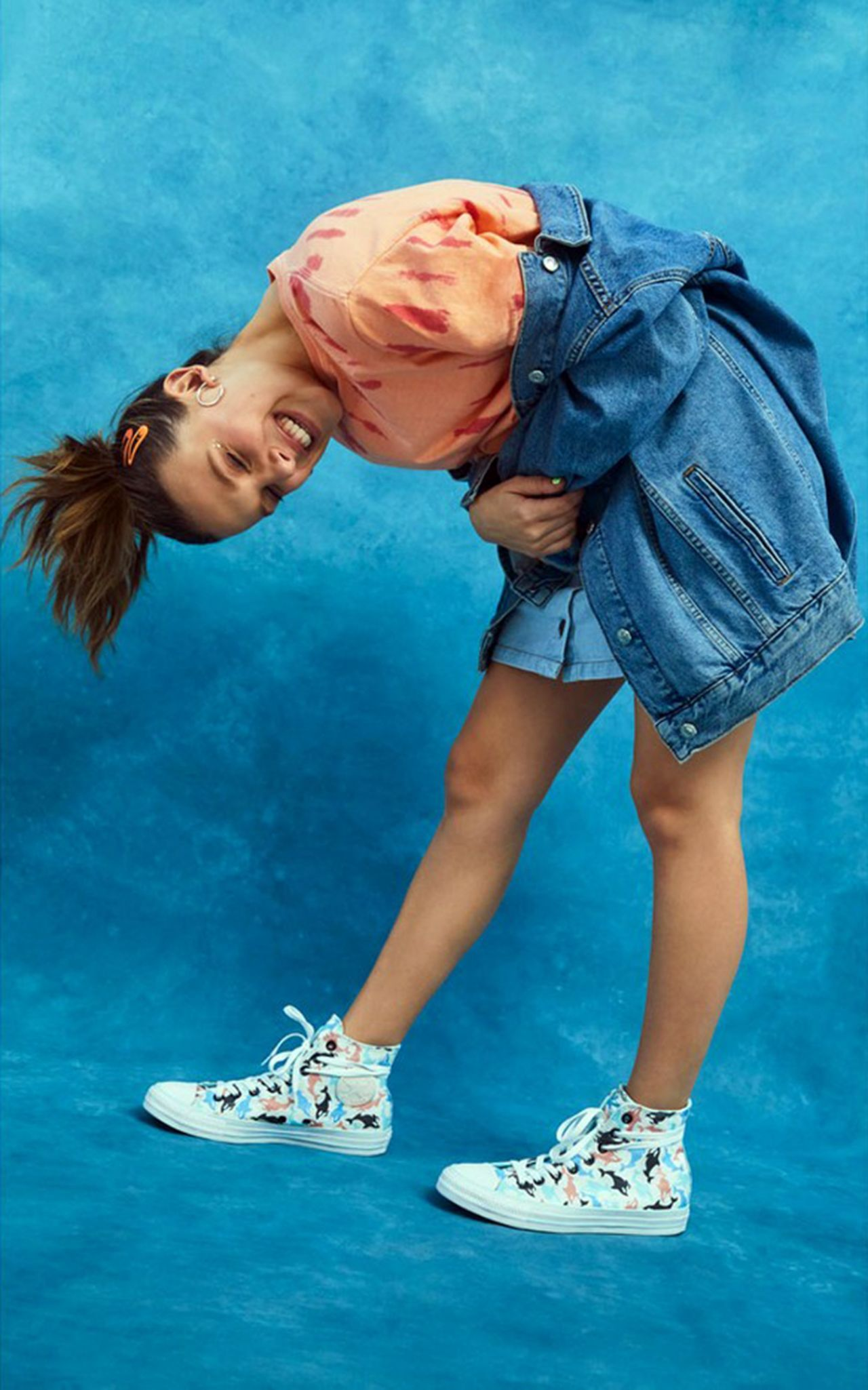 Millie Bobby Brown Photoshoot For Converse 07 08 2019 Celebrity Milliebobbybrown Photos Photoshoot Pics Private M Millie Bobby Brown Bobby Brown Millie