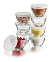 Sprinkles containers