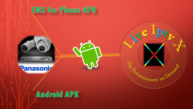 EMS For Phone Premium Iptv Android APK EMS for Phone APK - Watch