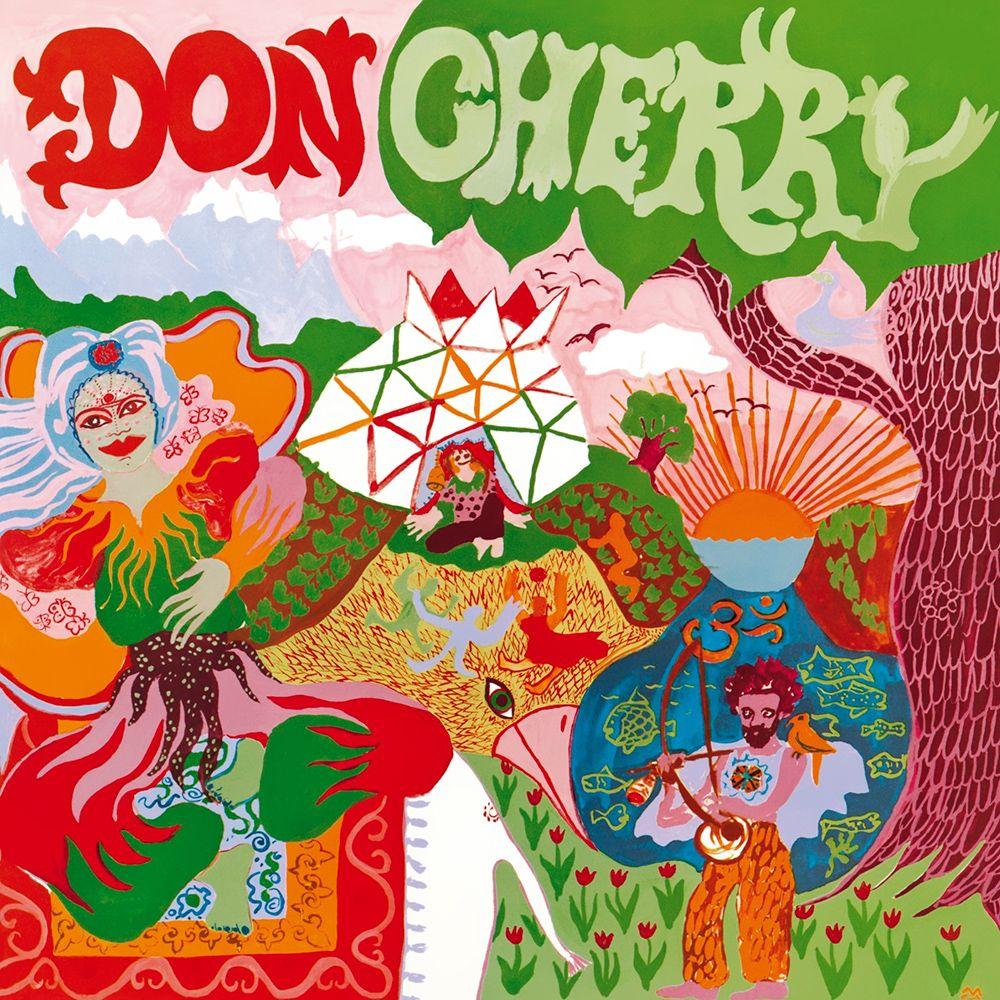 DON CHERRY - Organic Music Society