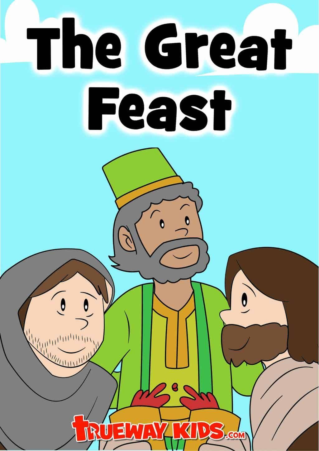 The Parable Of The Great Feast In