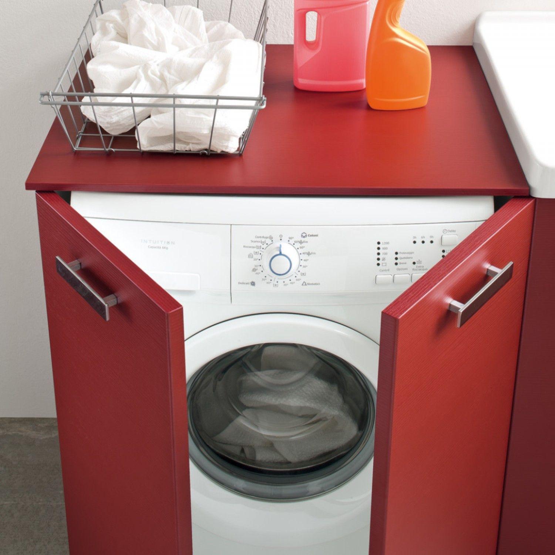 Atlantic Waschmaschinenschrank für Badmöbel für