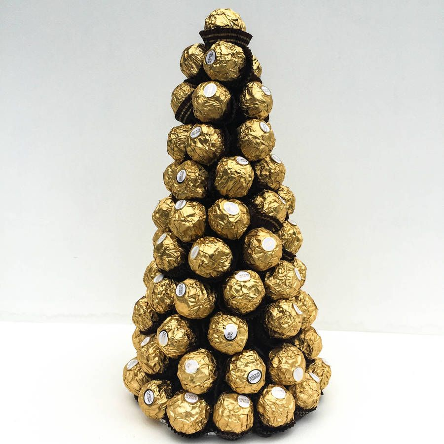 Ferrero Rocher Tower Chocolate Centre Piece