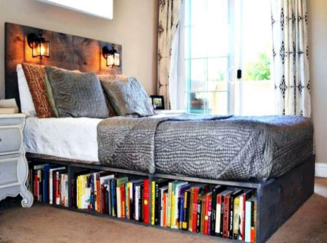 10 Easy Diy Small Bedroom Storage Ideas For Best Organization You