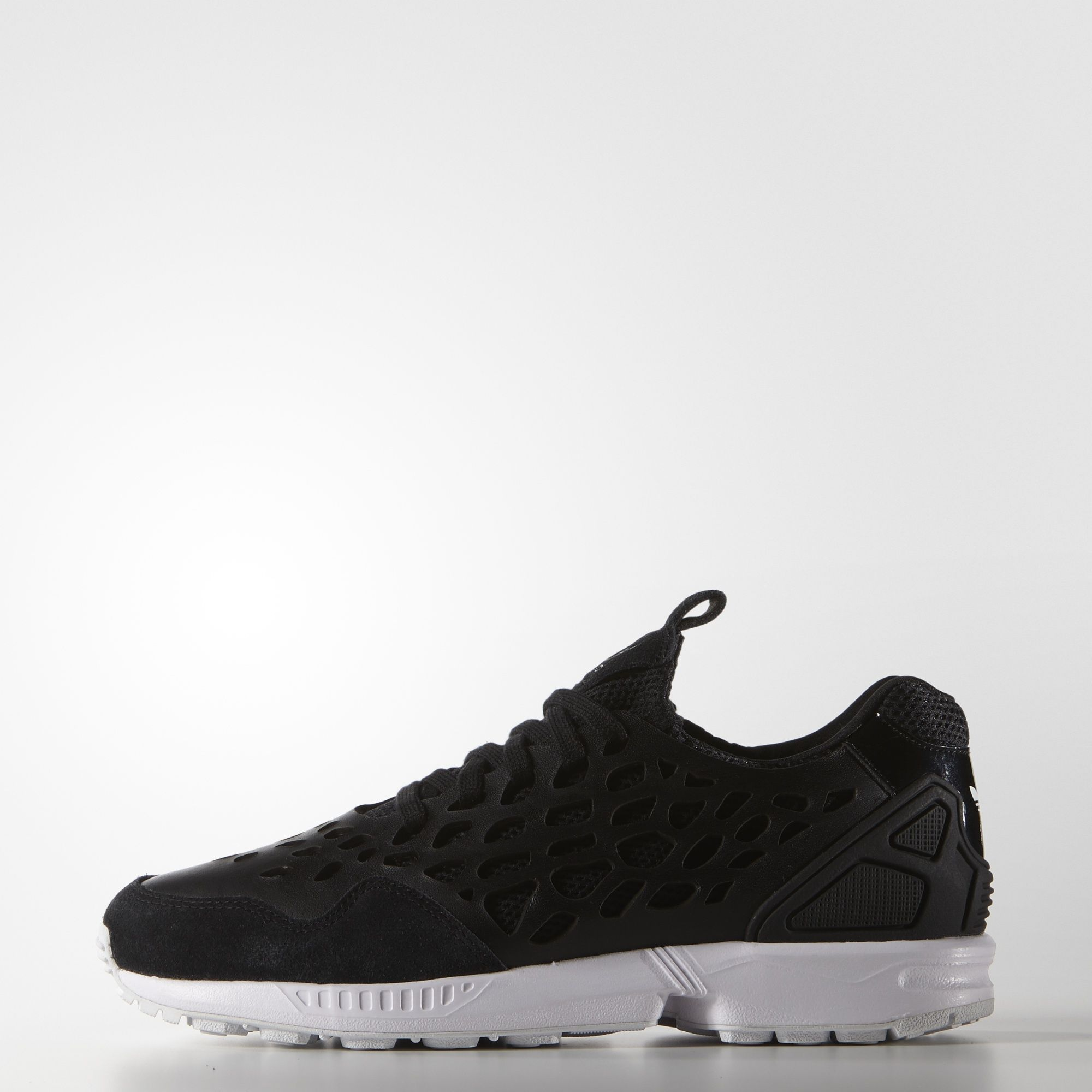 adidas negras mujer zx flux