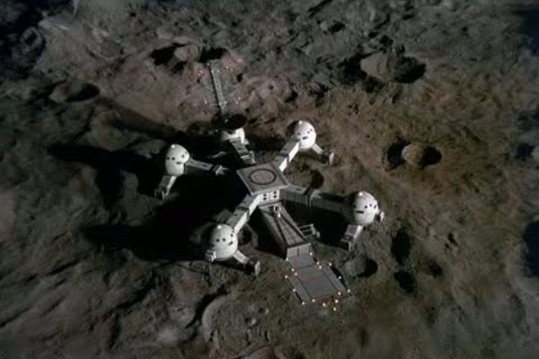 Moonbase in operation