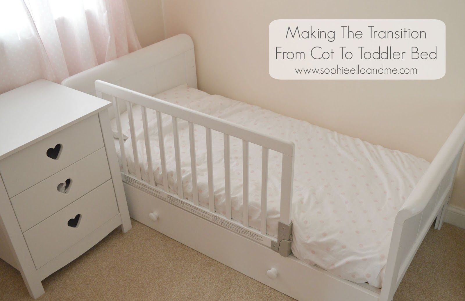 Safe Sleeping Places For The Offspring Cots For 1 Year Old Storiestrending Com Toddler Bed Transition Toddler Bed Toddler Cot