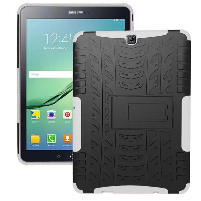New Cover for Samsung Galaxy Tab S2 9.7 T815 T810 T813 case Kickstand Hyun Pattern Silicone for 9.7 inch t819 tablet 3in1