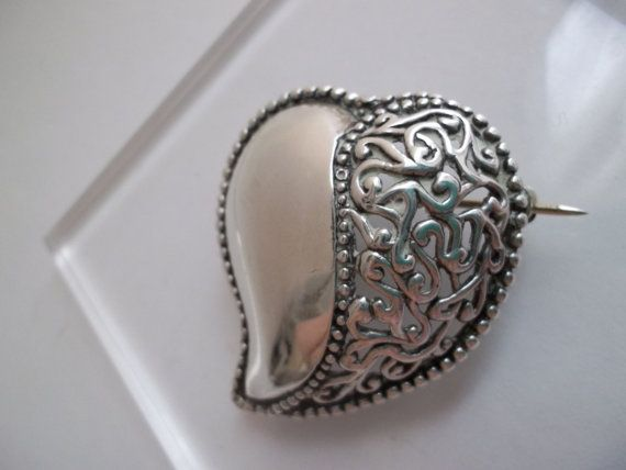 Vintage+Signed+JALAINE+Sterling+Silver+by+MaisonettedeMadness,+$20.00