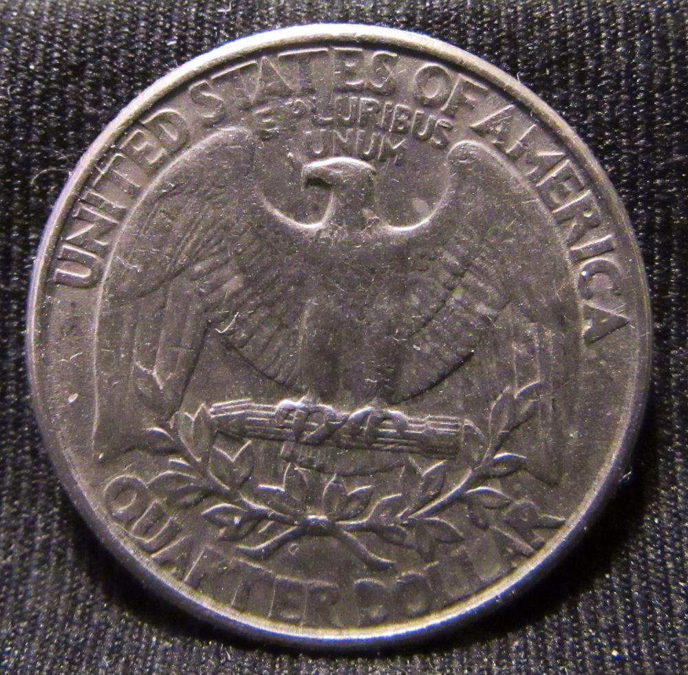 1994 P Mint Error Coin Double Die Variety Reverse