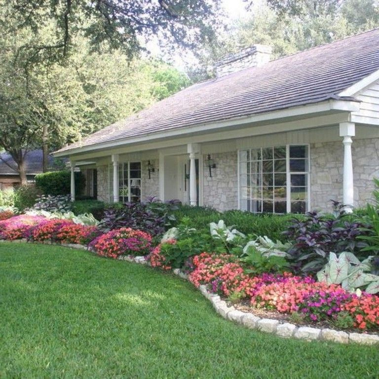 25 Gorgeous Front Yard Garden Landscaping Ideas: 20+ Beautiful Front Yard Landscaping Remodel Ideas