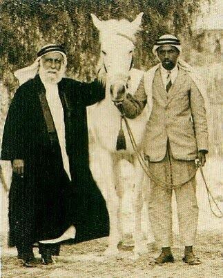 الشريف الحسين بن علي رحمه الله تعالى صورة نادرة مجهولة التاريخ Middle Eastern History Historical Photos History