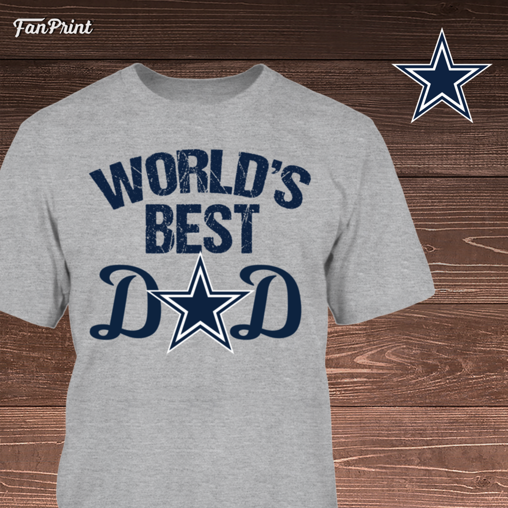 f30a7861 Worlds Best Dad · Fathers Day Shirts · Check out these Dallas Cowboys  Limited Edition shirts and other apparel! Click on the image