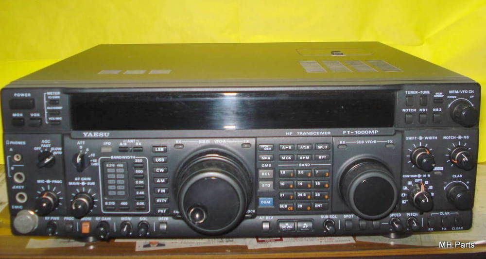 Yaesu Ft 1000mp Hf All Mode 100w Fully Filter Equipped Used