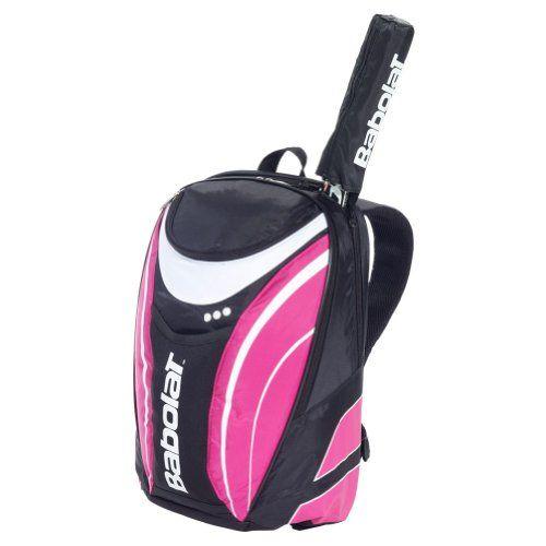Babolat Club Line Backpack Pink Babolat Http Www Amazon Com Dp B00b0mewmy Ref Cm Sw R Pi Dp Orirub1dt33t7 Tennis Backpack Tennis Bags Tennis Clothes