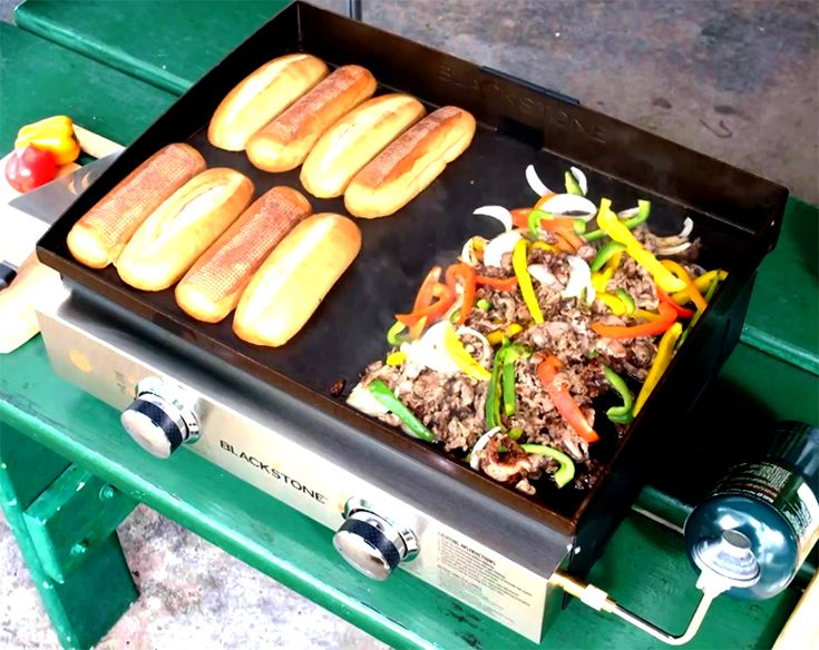Blackstone 36 griddle high heat cooking small gas grill