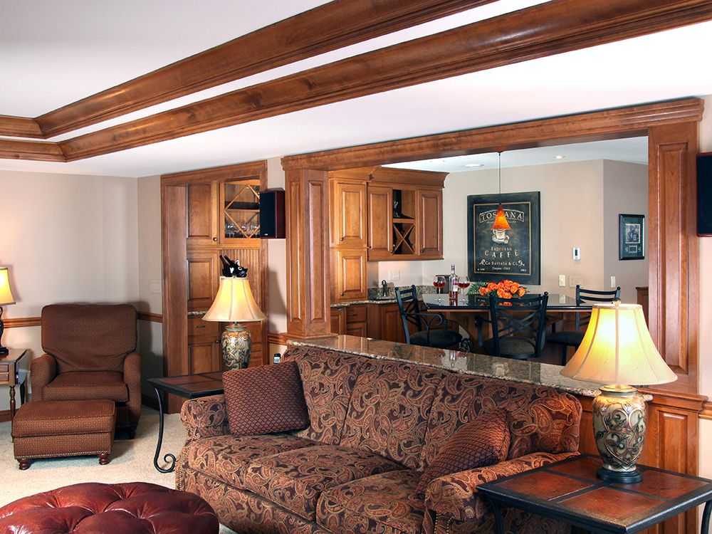 Southeastern Wisconsin Basements Bartelt The Remodeling Resource Stunning Basement Remodeling Milwaukee