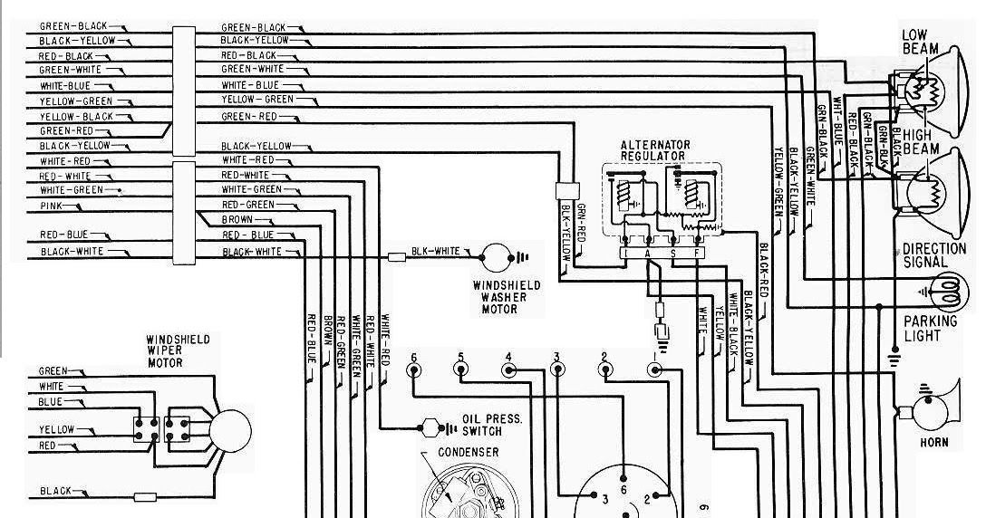 Image Of Ford Wiring Diagram 1966 Ford Galaxie Ignition
