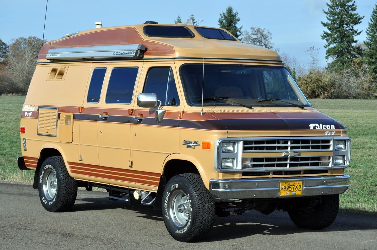 other makes   conversion van