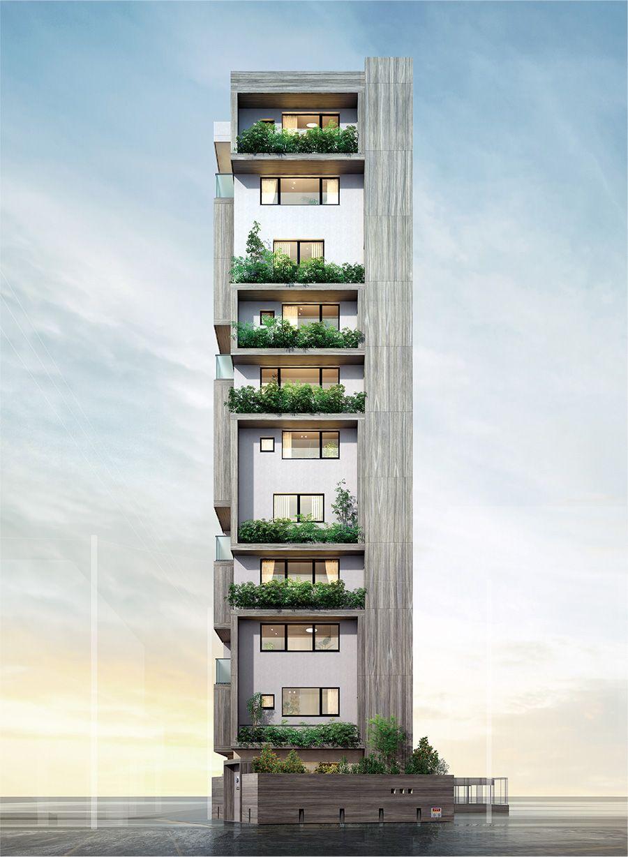 レジデンスデザイン 公式 インプレスト コア 代官山 双日新都市開発