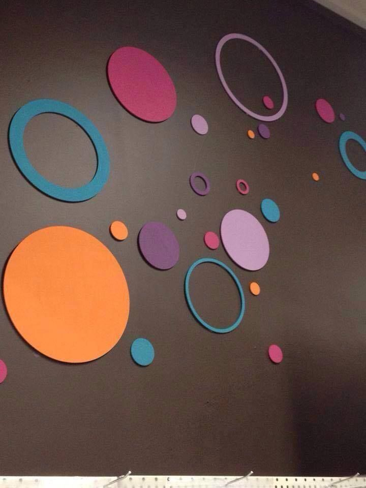Mieux QuUn Stickers  Une Dcoration Murale En Relief  Peindre