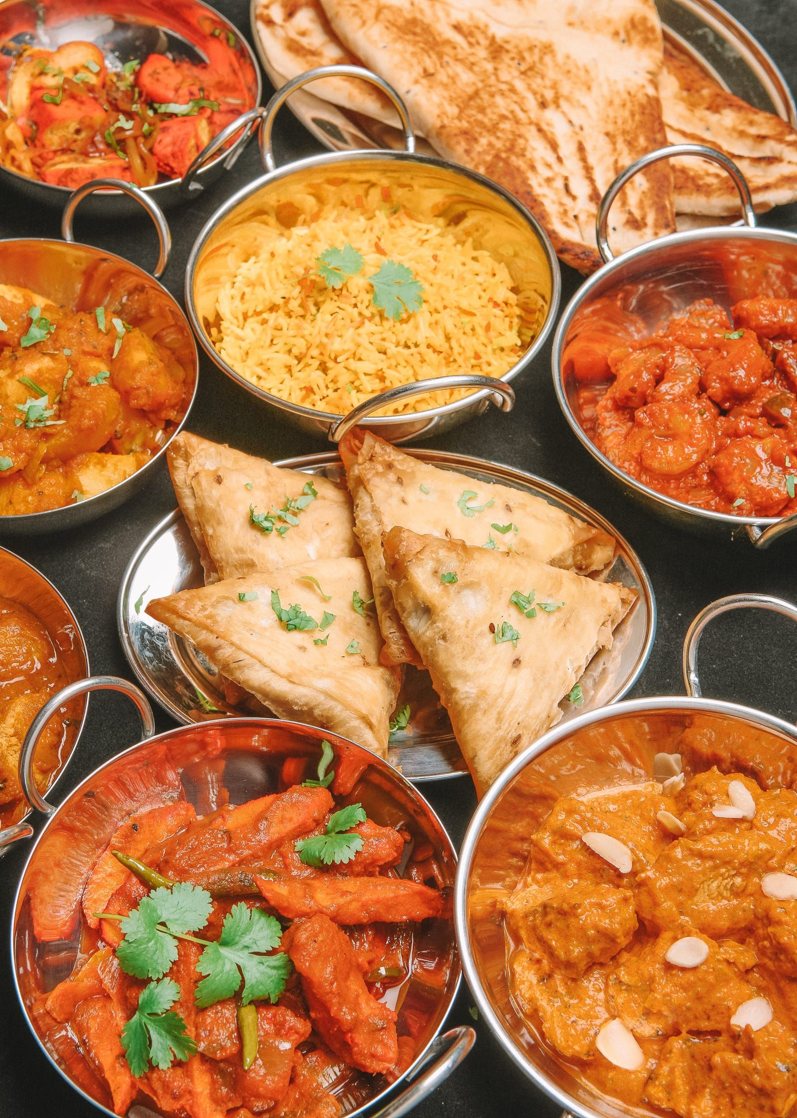 most popular food in india