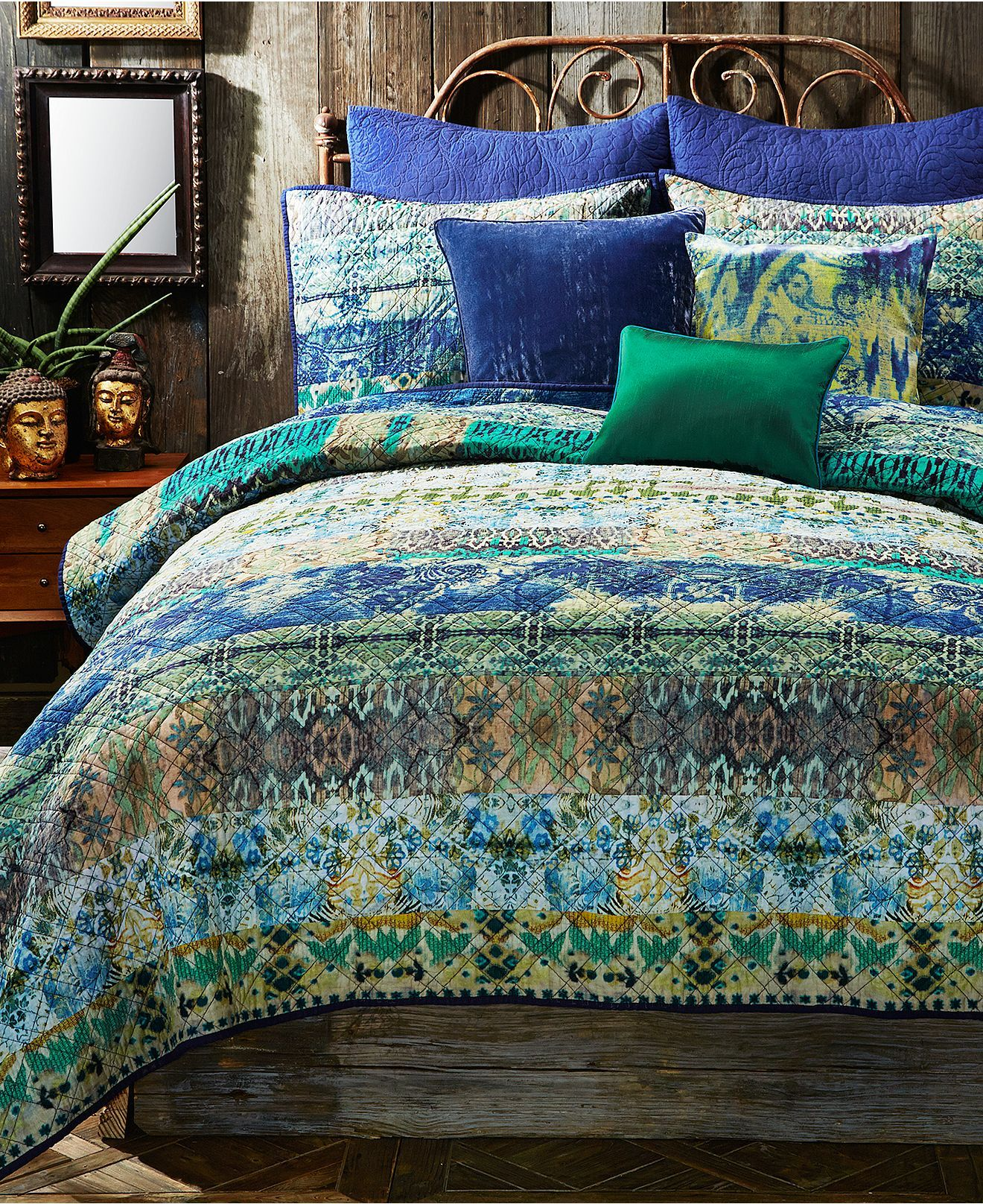 Tracy Porter Brianna Quilt Collection - Bedding Collections - Bed ... : tracy porter bronwyn quilt - Adamdwight.com