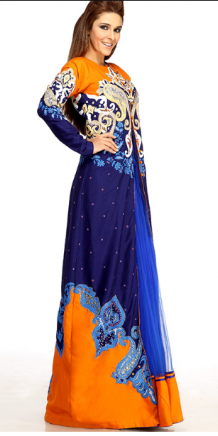 أجدد موديلات جلابيات رمضان 2014 Fashion Style Maxi Skirt