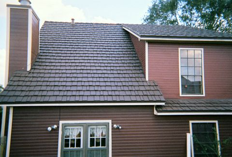 Southern Louisiana Metal Roofing Blog Metal Roof Metal Shingle Roof House Exterior