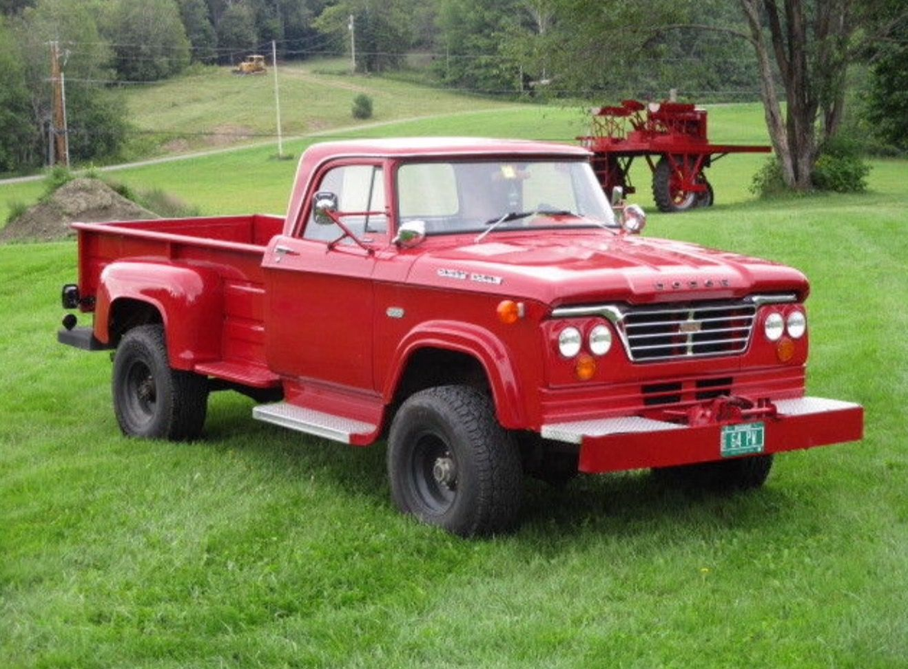 1964 Dodge Power Wagon D300 Trucks Pickup Truck For Sale Lifted