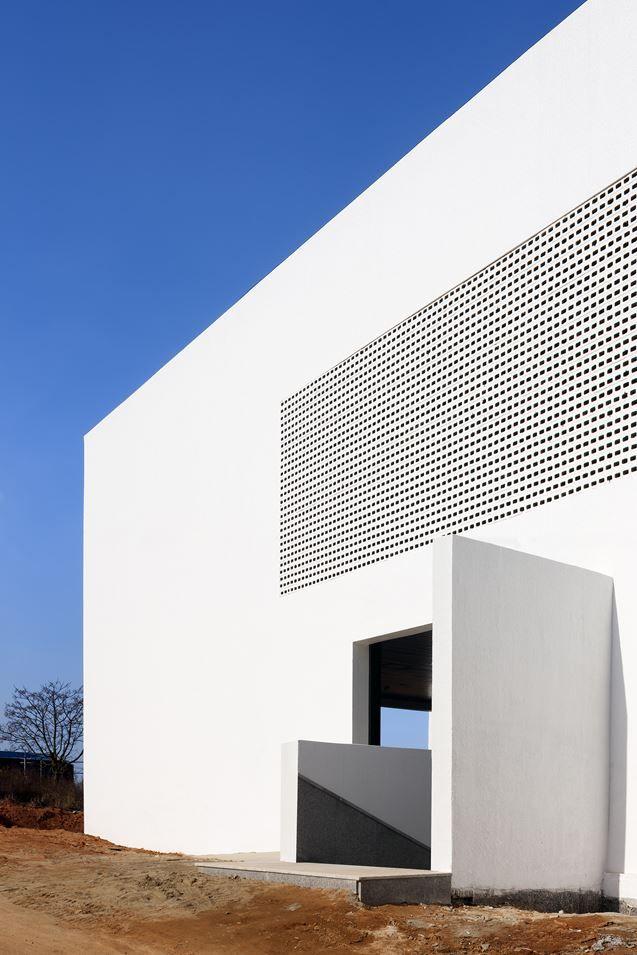 The Void Jeolla Meridionale / Corée du Sud   Architectuur ...