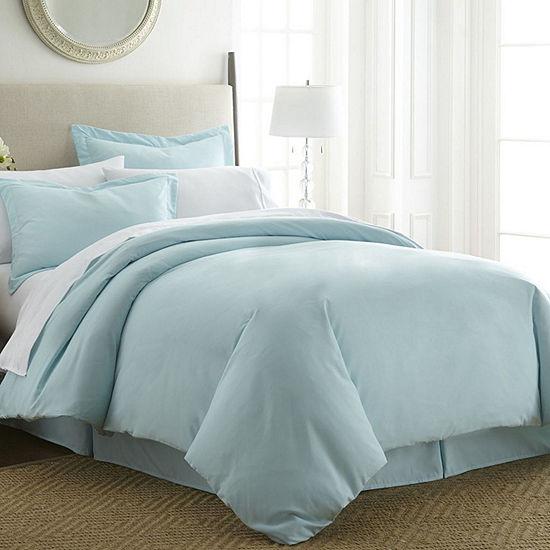 Casual Comfort Premium Ultra Soft Duvet Cover Set Jcpenney Duvet Cover Sets Simple Bedroom Luxury Duvet Covers