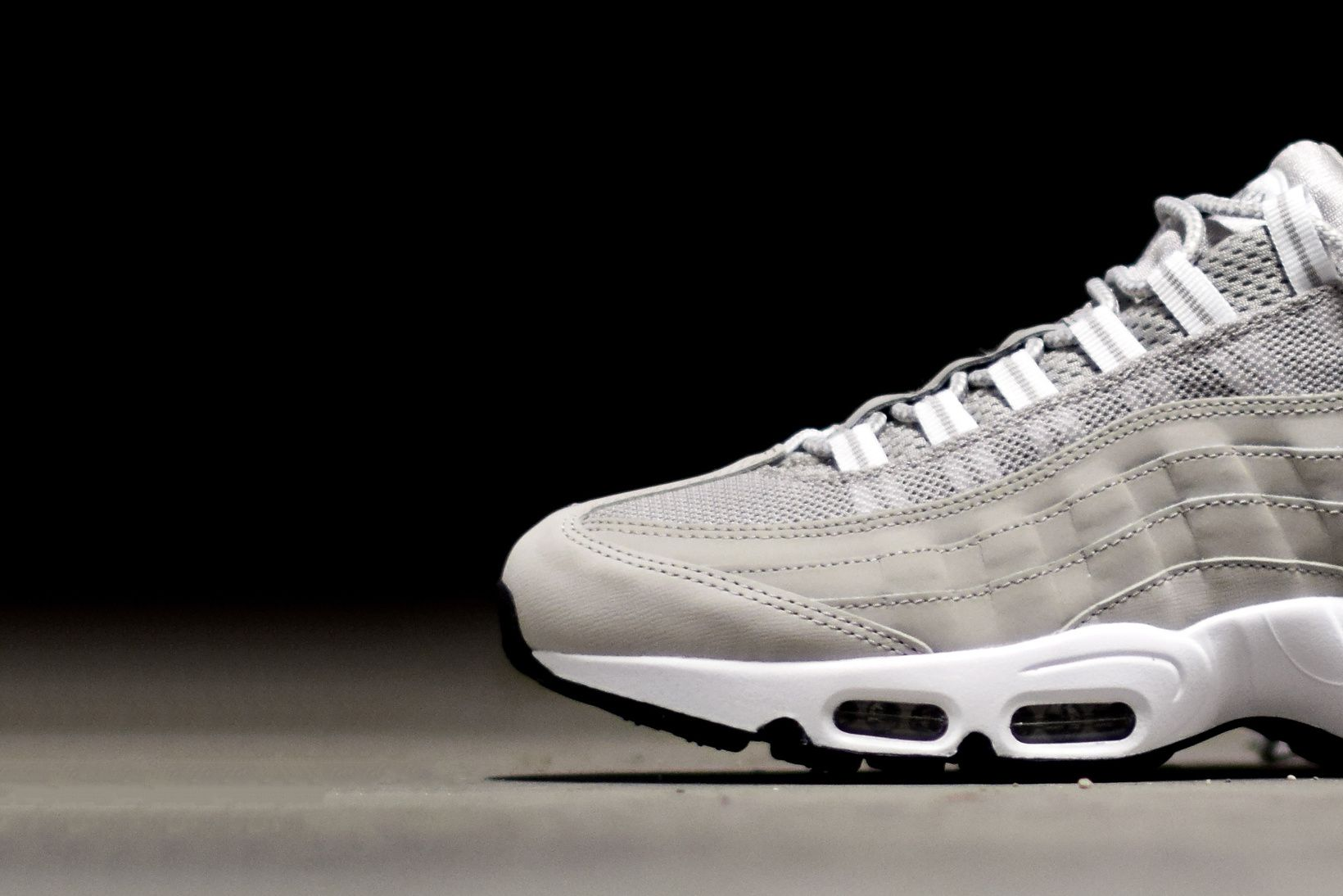 beauty new high sale retailer Nike Wraps the Iconic Air Max 95 Silhouette In