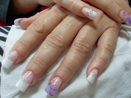 French Nails Ladies Dresses Pinterest French Nails And Nail Nail