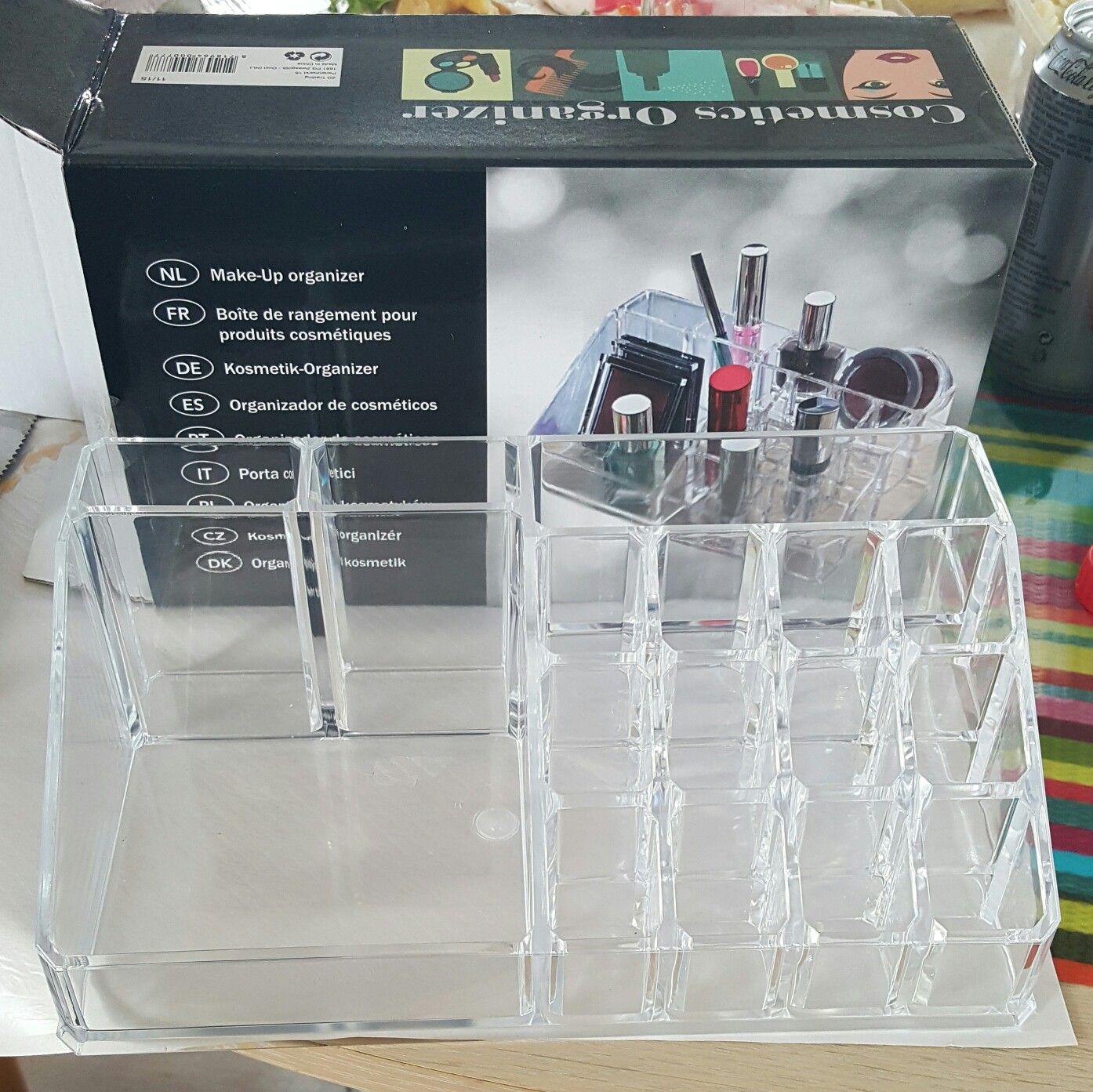 Rangement Makeup De Chez Action Rangement Makeup Boite De Rangement Organisation Quotidienne
