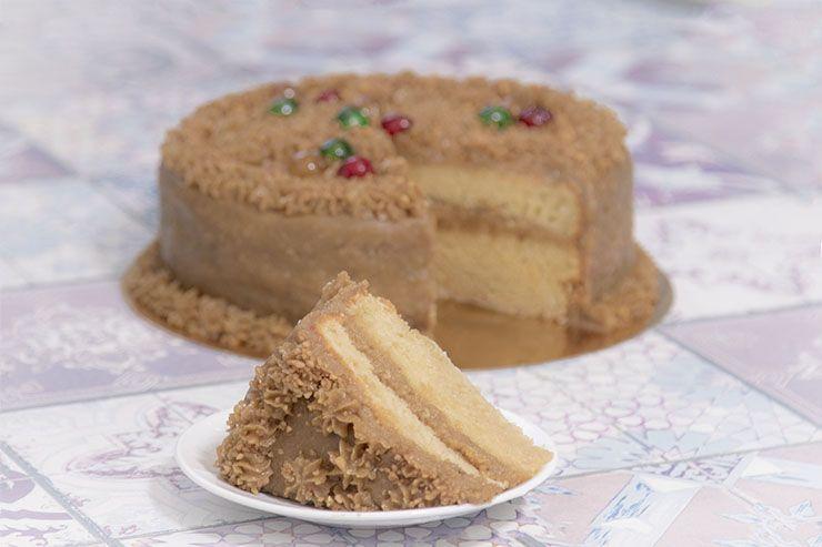 Recepten Antilliaanse Keuken : Bolo di pinda antilliaanse pinda taart recept recept ras