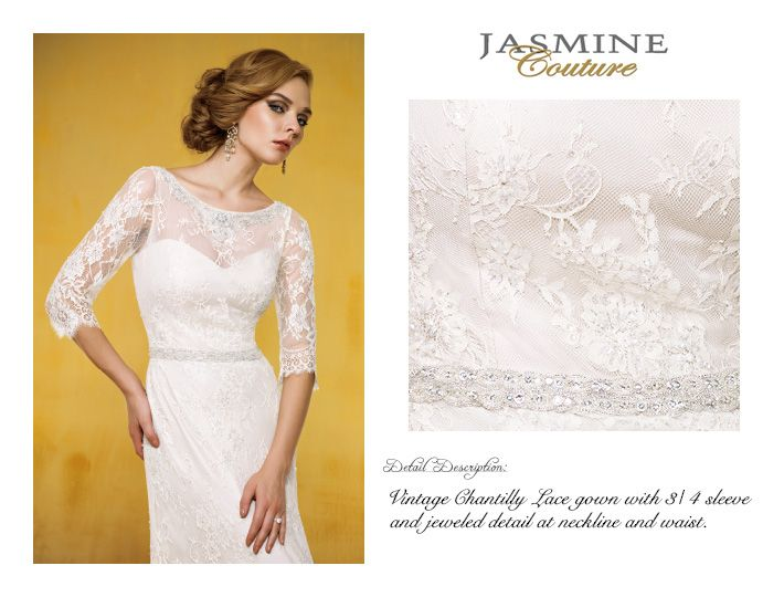 T162020 / Wedding Dresses / Jasmine Couture Collection