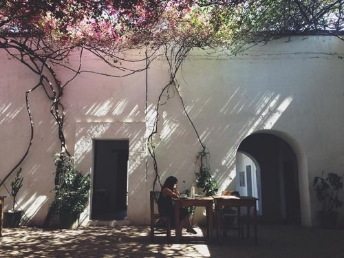 where is find my iphone courtyard in oaxaca mexico taken by smith 18236