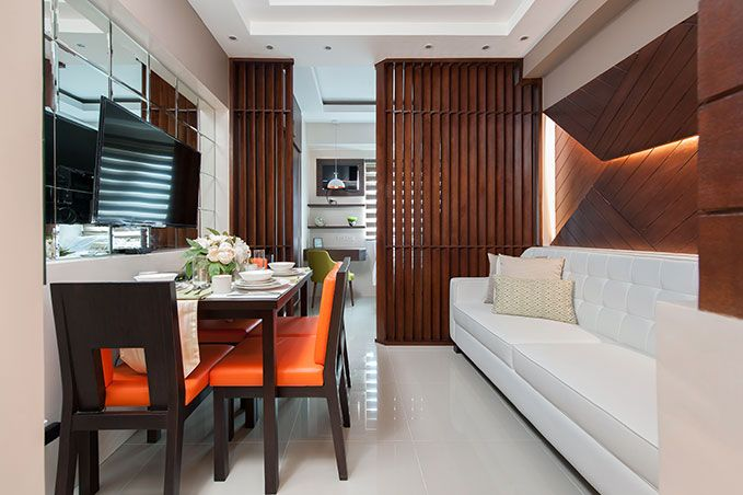 Design Consultants Chico Velas And Melwyn Arrubio Work Together On This Second Ho Condo Interior Design Condominium Interior Design Condo Interior Design Small