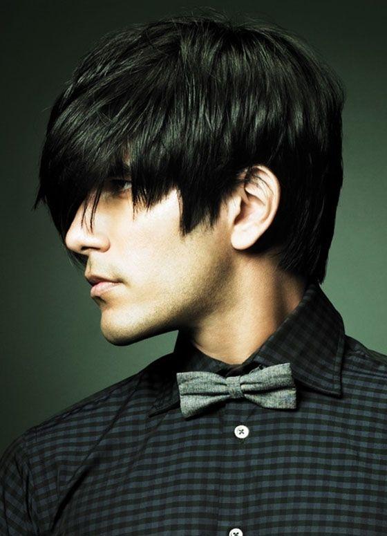 Long Men S Hairstyle Haircut Androgynous Haircut Mens Medium