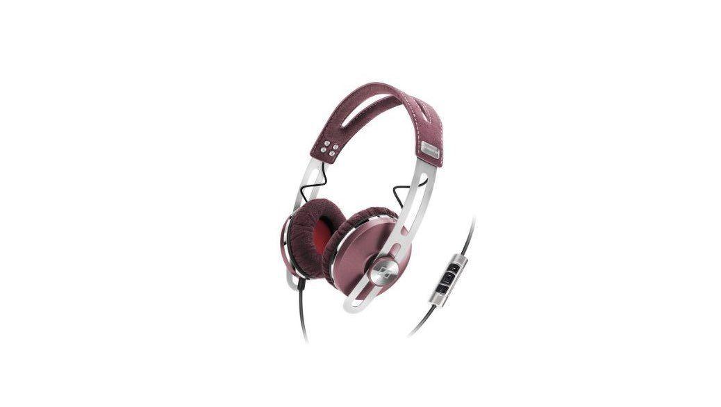 LosSennheiser Momentum ON-EAR son unos auriculares on-earsupraaurales de diadema abiertos con un moderno diseño retro y disponibles en un montón de colores. CaracterísticasSennheiser Momentum ON...