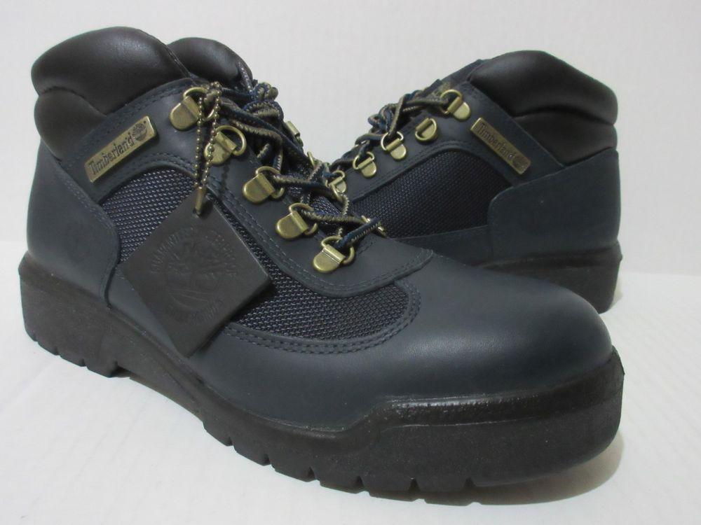 e9775c5a3634 Timberland Field Boots Men s 6253r Navy Blue  Timberland  boots
