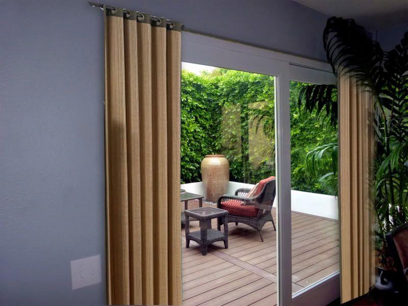 Ideas Of Window Treatments For Patio Doors | Window Treatments For Sliding  Patio Doors   Home